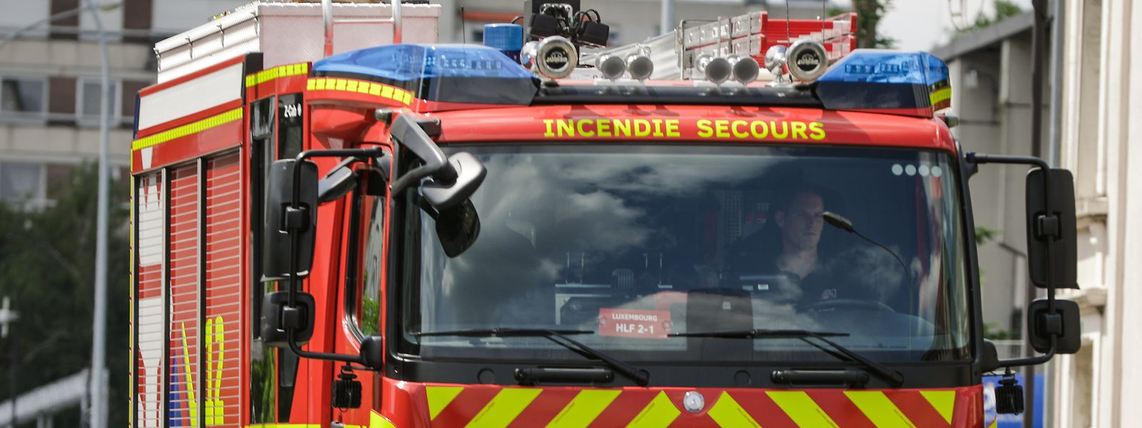 Wegen eines Küchenbrandes mussten am Freitag zehn Personen ins Krankenhaus.