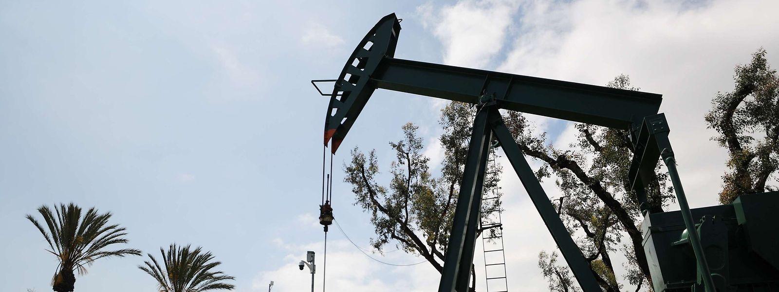 Les réserves américaines de pétrole ont énormément augmenté au cours des dernières semaines.