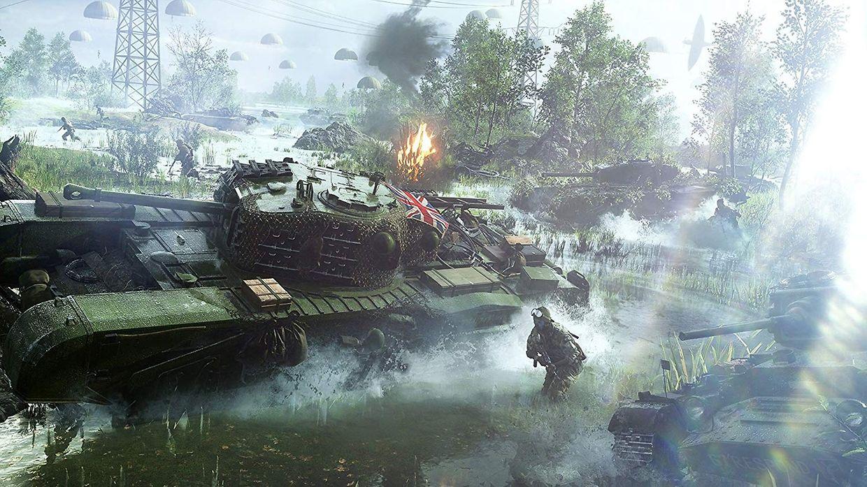 """""""Battlefield V"""" - erhältlich für Xbox One, PS4 und PC."""