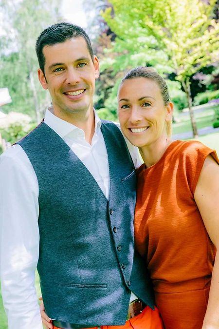 """Céline und Erwan Guillou, die Besitzer des Gourmettempels, verkünden, dass man unter dem Namen """"Le Jardin de la Gaichel"""" weiterhin der Gastronomie huldigen wird."""