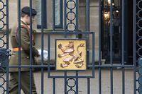 IPO , Palais Grand-Ducal , grossherzoglicher Palast , Monarchie , Grossherzog Henri , Grossherzogin Maria Teresa , Hof , foto: Guy Jallay/Luxemburger Wort