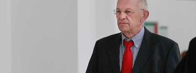 """Die """"Plan""""-Führung zur Zeit der Anschläge: Jean Kuffer..."""