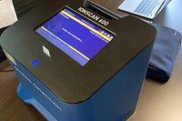 Présentation du dispositif IONSCAN 600