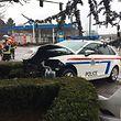 In Esch/Alzette kam es zu einem Unfall zwischen einem Streifenwagen und einem weiteren Fahrzeug.