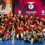 Benfica revalida título da Taça da Liga de futsal ao vencer o Braga