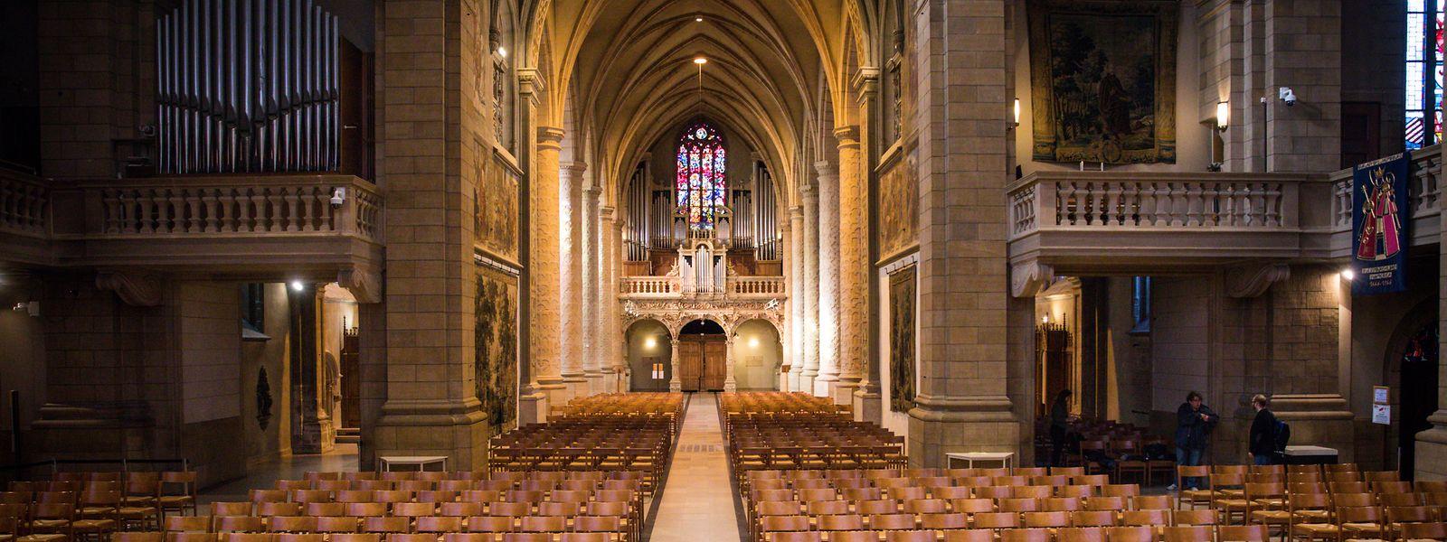 Vorerst bleiben die Kirchen in Luxemburg für öffentliche Gottesdienste gesperrt.