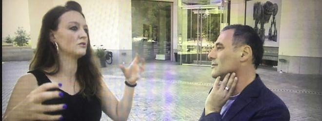 Sophie Schram soll bei RTL in Ungnade gefallen sein.