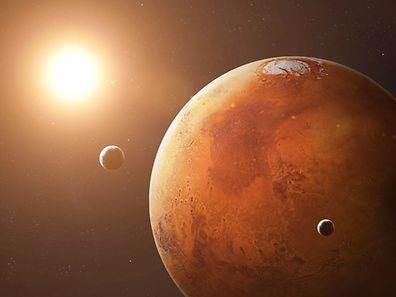 Mercure, la plus petite planète du système solaire, passera lundi 9 mai entre la Terre et le Soleil.