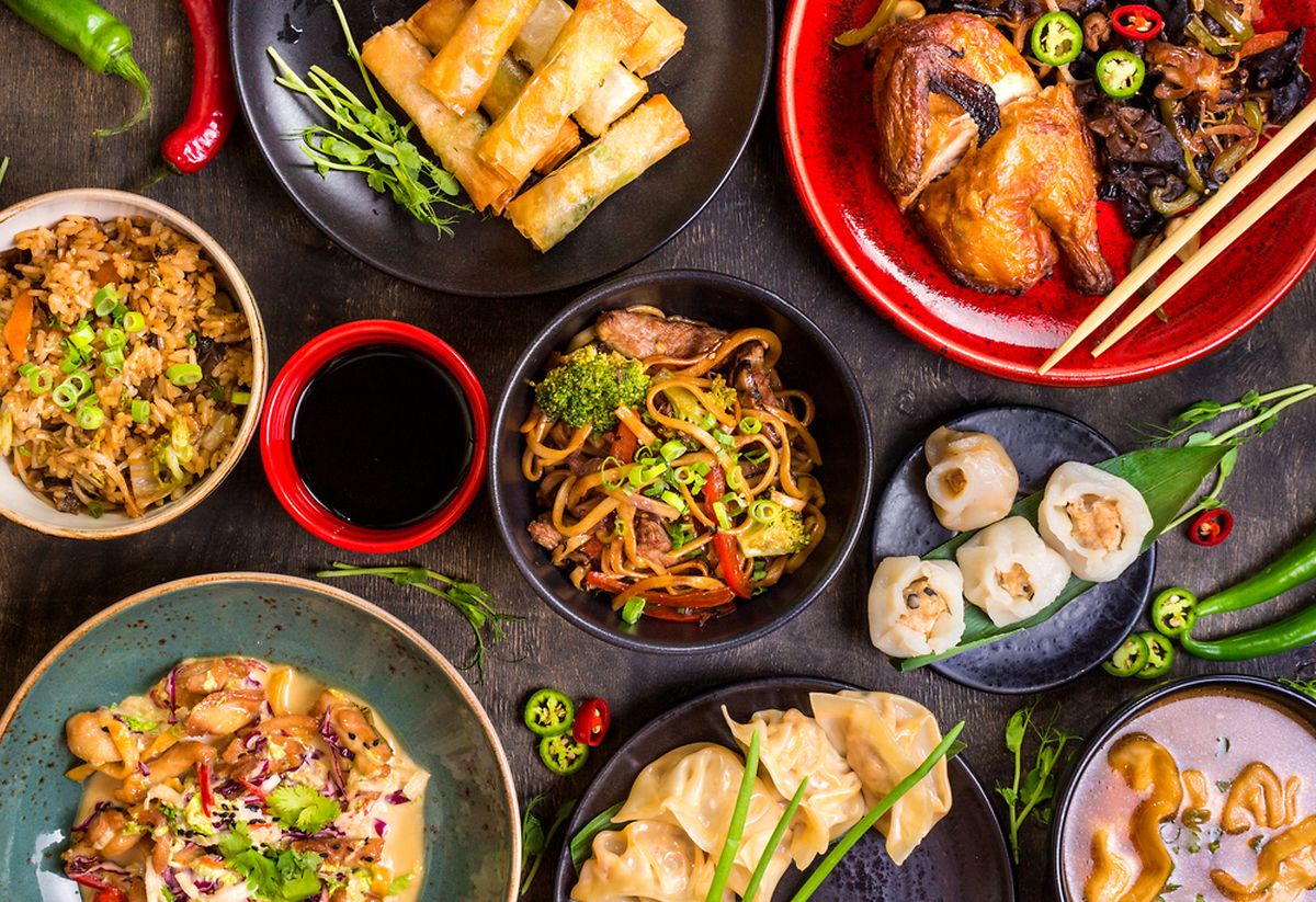 Korean spicy scampi, sushi or pad Thai? What's your favourite eastern dish Photo: Shutterstock