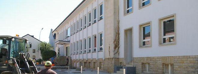 Das Gemeindehaus von Käerjéng in Niederkerschen