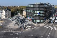 Place d'Etoile,Stäreplatz,Foto:Gerry Huberty