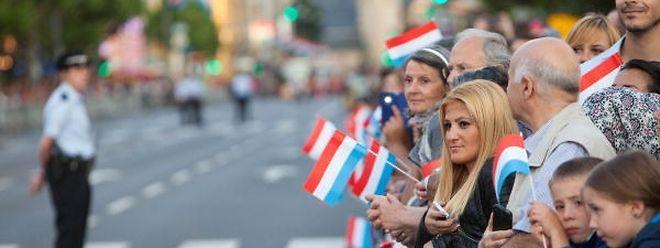 Nombreux seront les Luxembourgeois à assister aux festivités ce mercredi soir.