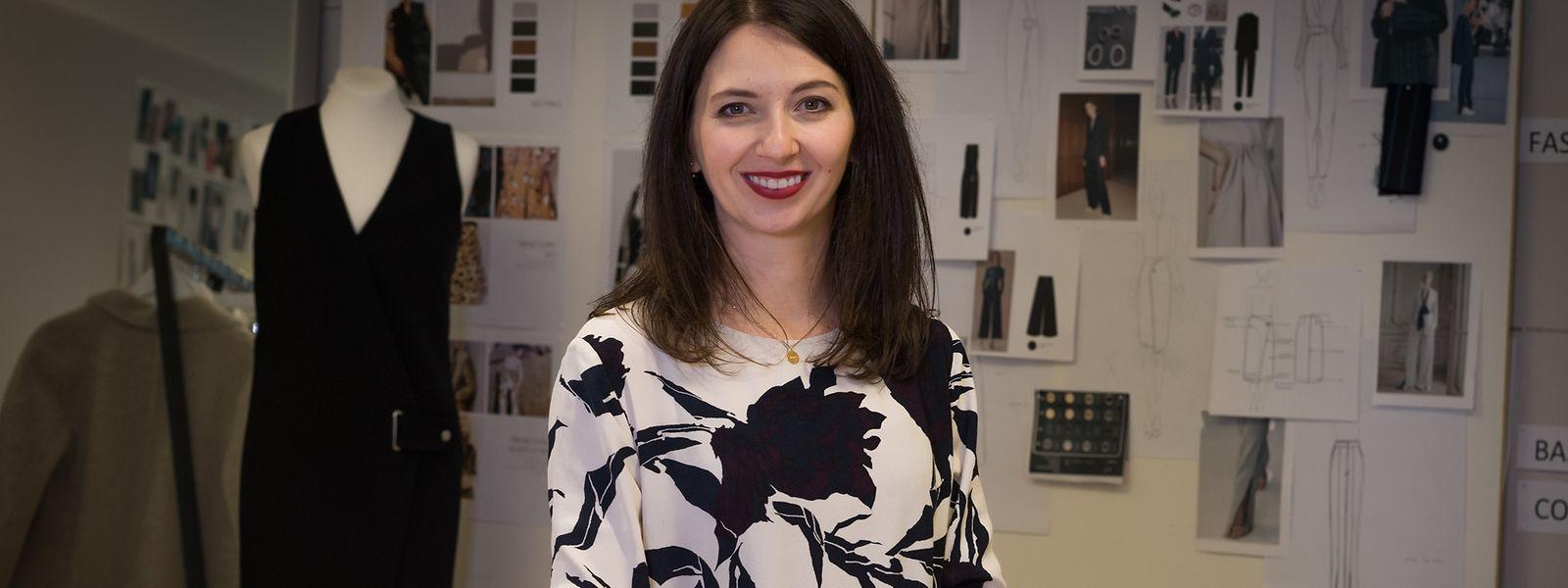 Bei ihren Kreationen hat Designerin Tania Baumeister-Hanff stets das Kaufverhalten der Kunden im Blick.