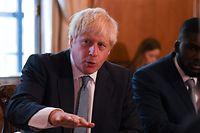 Boris Johnson entend faire pression à la veille de la réunion, en France, du G7.