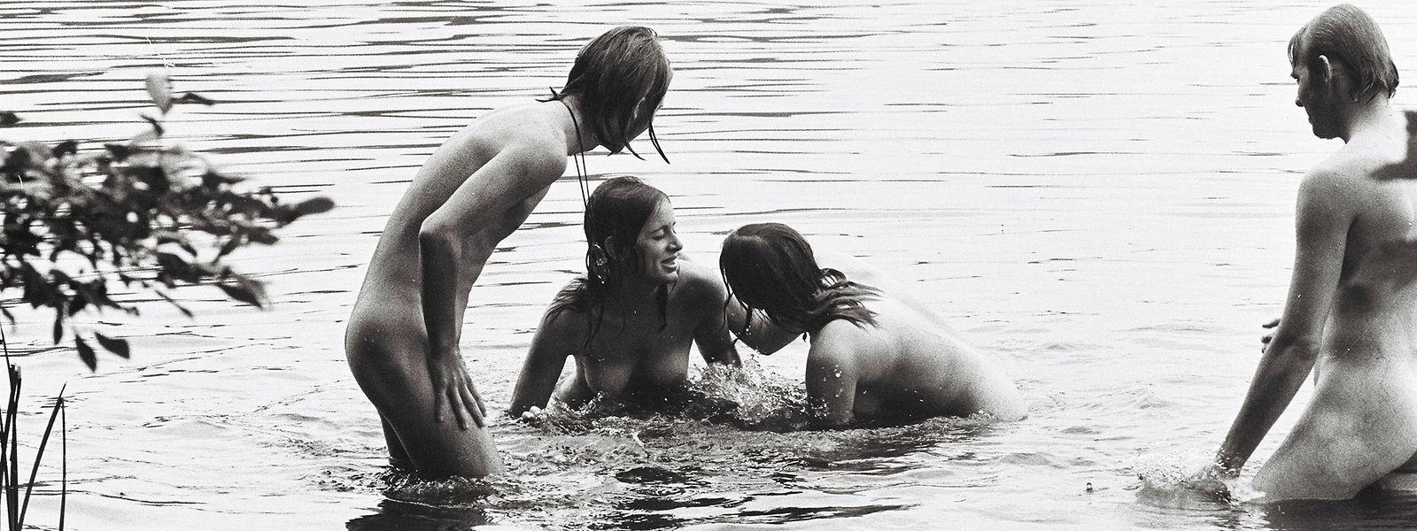 Freiheit und freie Liebe: Die Besucher des Woodstock-Festivals scheuten nicht vor nackten Tatsachen.