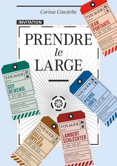 Zur Ausstellung im CNL rund um das Werk mehrerer im Ausland lebender Luxemburger Autoren erscheint auch eine Dokumentation.
