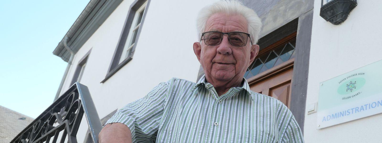 Nach 40 Jahren ehrenamtlichen Engagements will Robert Dichter in Zukunft kürzer treten. Mit André Sassel steht mittlerweile denn auch ein neuer Vorsitzender im Foyer Eisleker Heem bereit.
