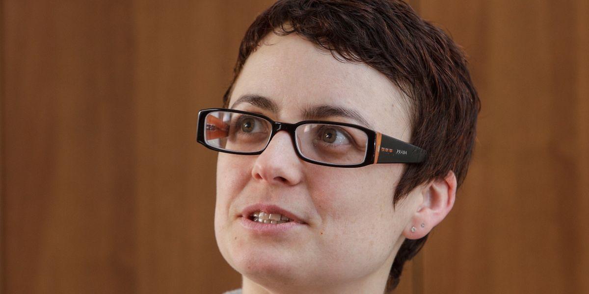 Violaine Langlet se dit «curieuse de tout ce qui touche aux nouvelles technologies».