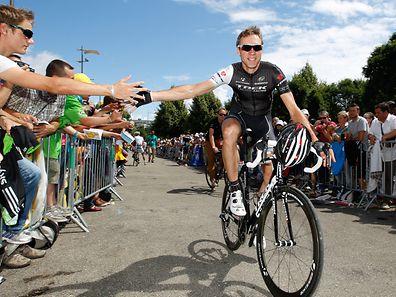 Jens Voigt will den Stundenweltrekord überbieten.