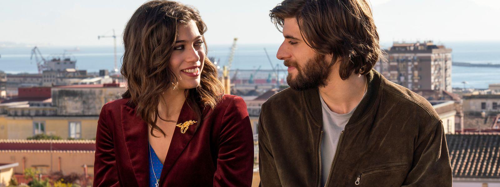Kommen sich Matilda (Cristina Cappelli) und Daniel (Angelo Spagnoleti) auch als Erwachsene wieder näher? Die Beiden kennen sich seit ihrer Kindheit.