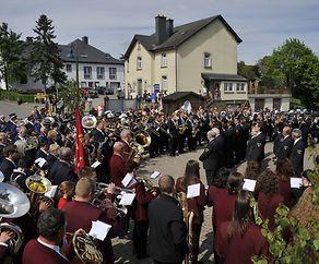 """""""100 Joer Musik an der Gemeng"""""""