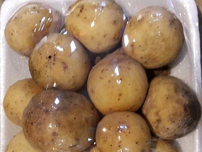 Longan-Früchte ähneln Litschis.