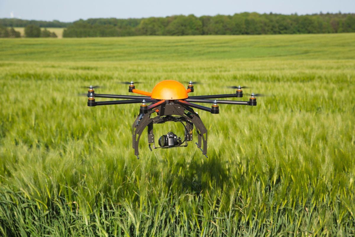 Les drones permettront probablement une gestion plus fine de l'agriculture, avec l'apport des applications du satellite