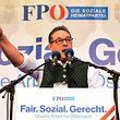 Heinz-Christian Strache, do partido de extrema-direita austríaco FPÖ, governava em coligação com os democratas-cristãos desde 2017.