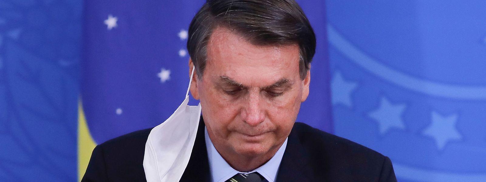 Gut möglich, dass der brasilianische Präsident Jair Bolsonaro politisches Kapital aus seiner Covid-19-Erkrankung schlagen wird.