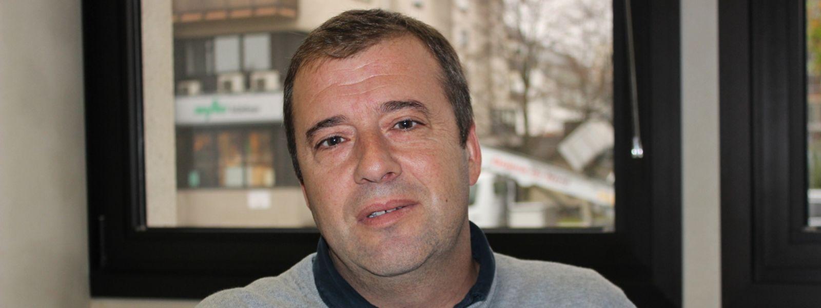 Manuel Mourão diz que eliminar a Jeunesse é a vontade de todos no Hamm Benfica