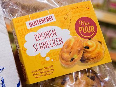 Die Zahl an glutenfreien Produkten in den Supermärkten stieg in den vergangenen Jahren.