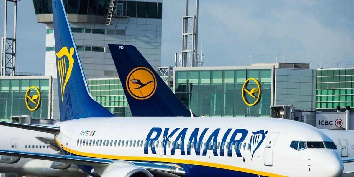 Bis zu 400.000 Passagiere sind von den Ausfällen bei Ryanair betroffen.