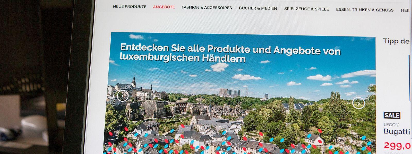 Produkte von regionalen Händlern aus Luxemburg jetzt auch im Internet zu kaufen: Die HandelsplattformLetzshop.lu ist seit Freitag online.