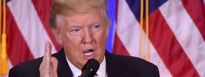 Donald Trump hat versprochen, den Steuersatz für Unternehmen von 35 auf 15 Prozent zu senken.