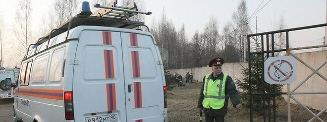 Viele Menschen sind in Russland verletzt worden, als ein Meteorit einschlug.