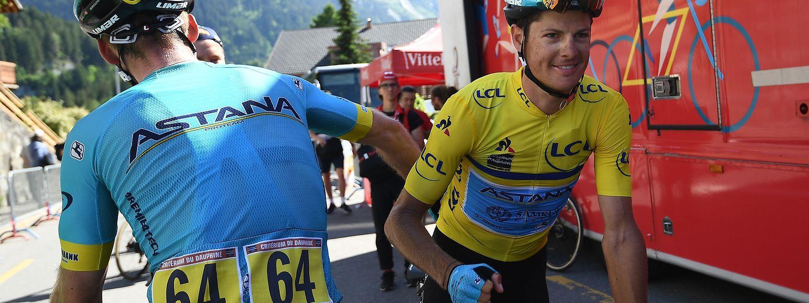 Jakob Fuglsang a tenu bon, se profilant comme un candidat sérieux à la victoire dans le Tour de France qui débute dans trois semaines.
