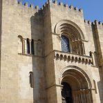 Coimbra. Fungos estão a destruir a pedra na Sé Velha
