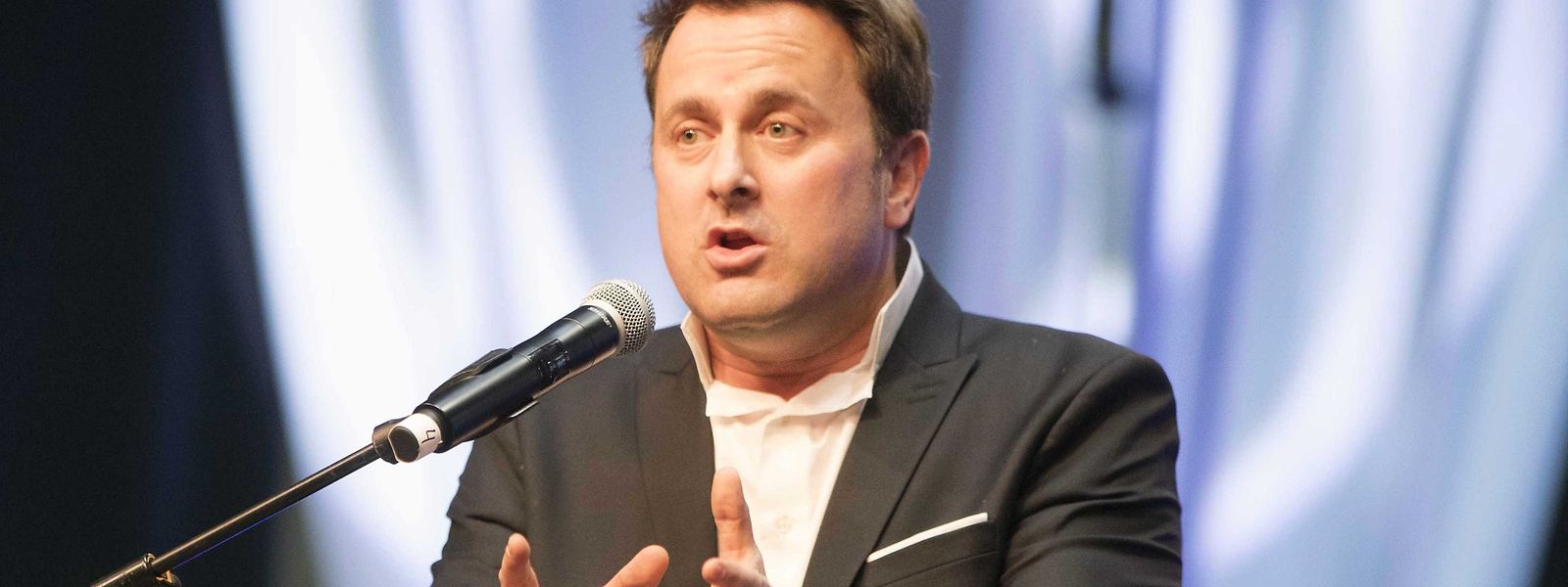 Xavier Bettel presidiu à inauguração oficial do Festival das Migrações, das Culturas e da Cidadania