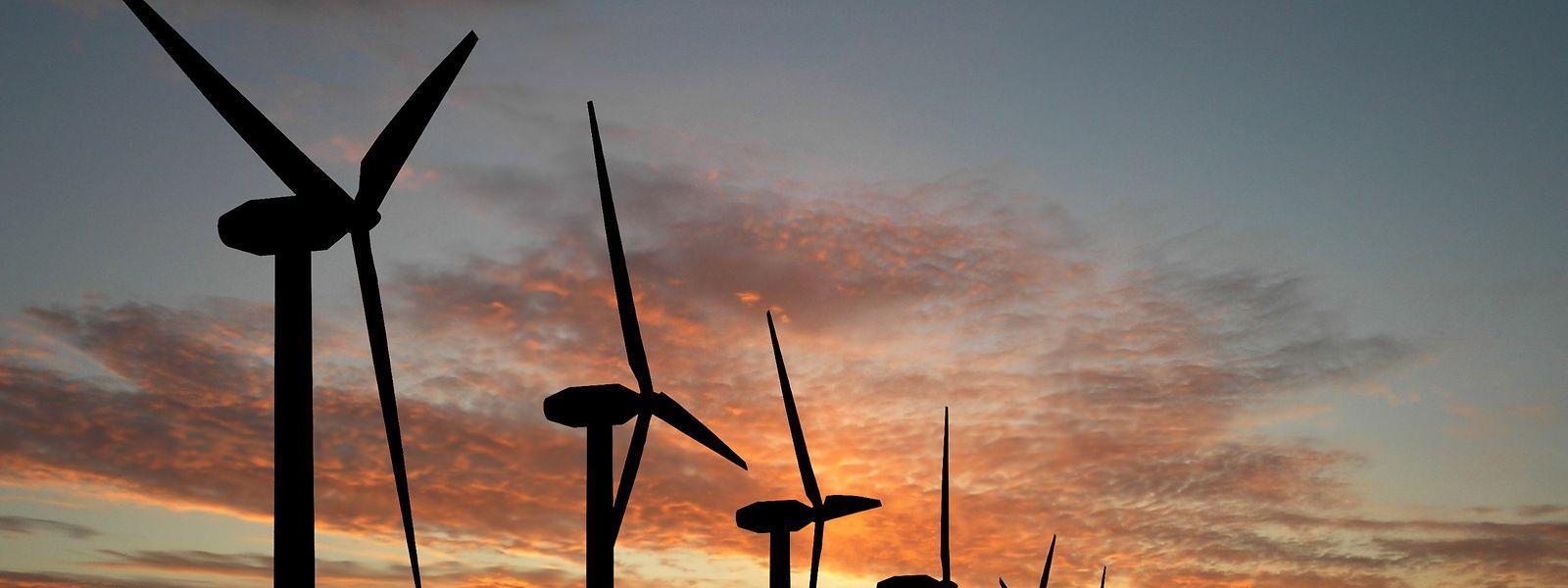 Enorme Energieleistung: Bis 2030 will Luxemburg den Anteil an erneuerbaren Energien mehr als verdoppeln.