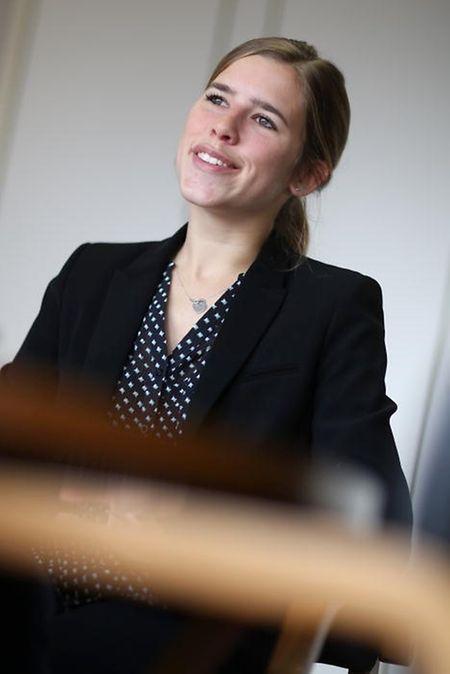 Elisabeth Margue wurde auf dem Nationalkongress der CSJ am 27. Februar zur neuen Vorsitzenden gewählt.