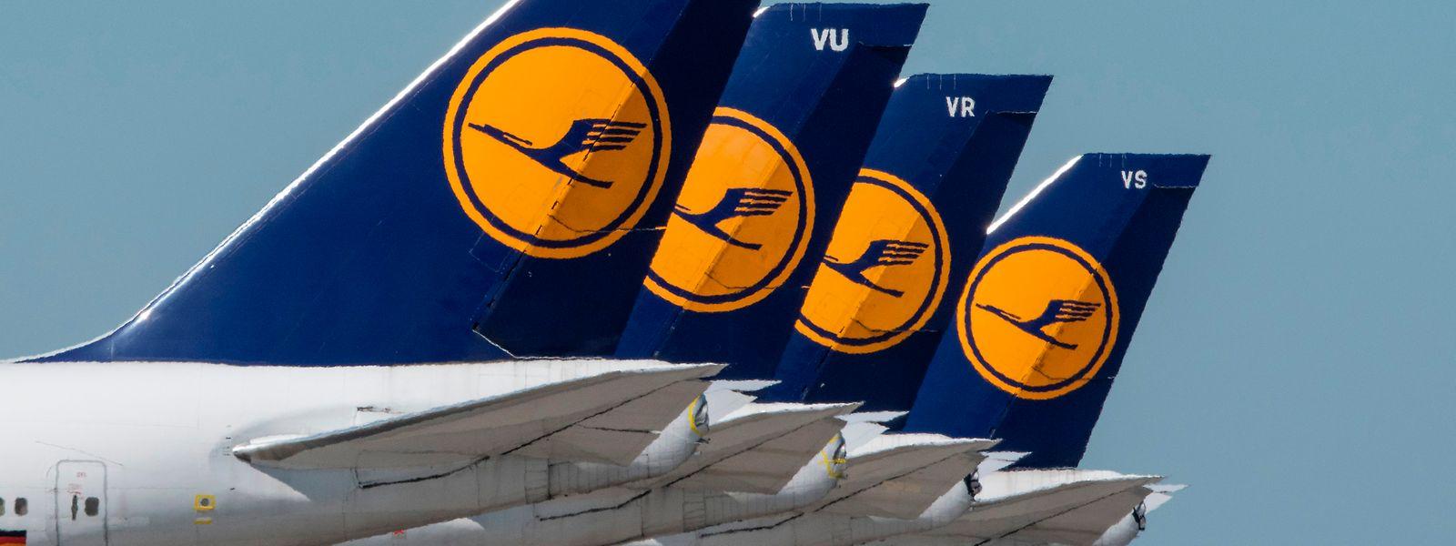 Während der Corona-Krise hatte die Lufthansa Staatshilfen in Höhe von 4 Milliarden Euro in Anspruch genommen.