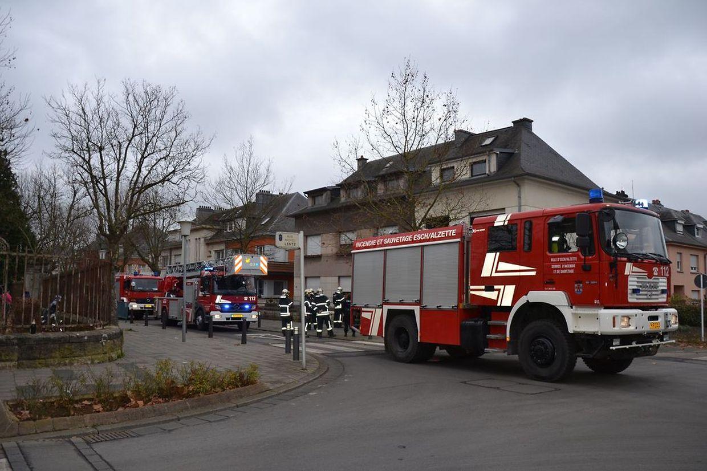 Bei dem Brand wurde glücklicherweise niemand verletzt. Das Haus ist jedoch unbewohnbar.