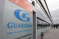 Seit 2016 hat der Glashersteller Guardian seinen Europasitz in Bartringen.
