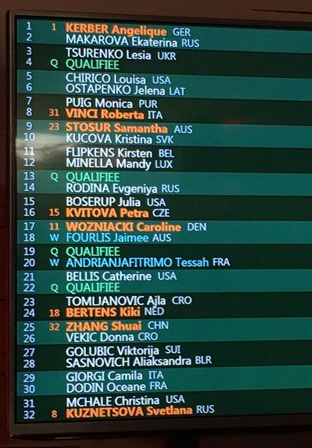 Mandy Minella n'a sans doute pas hérité du plus difficile des tirages, ce vendredi à Roland Garros