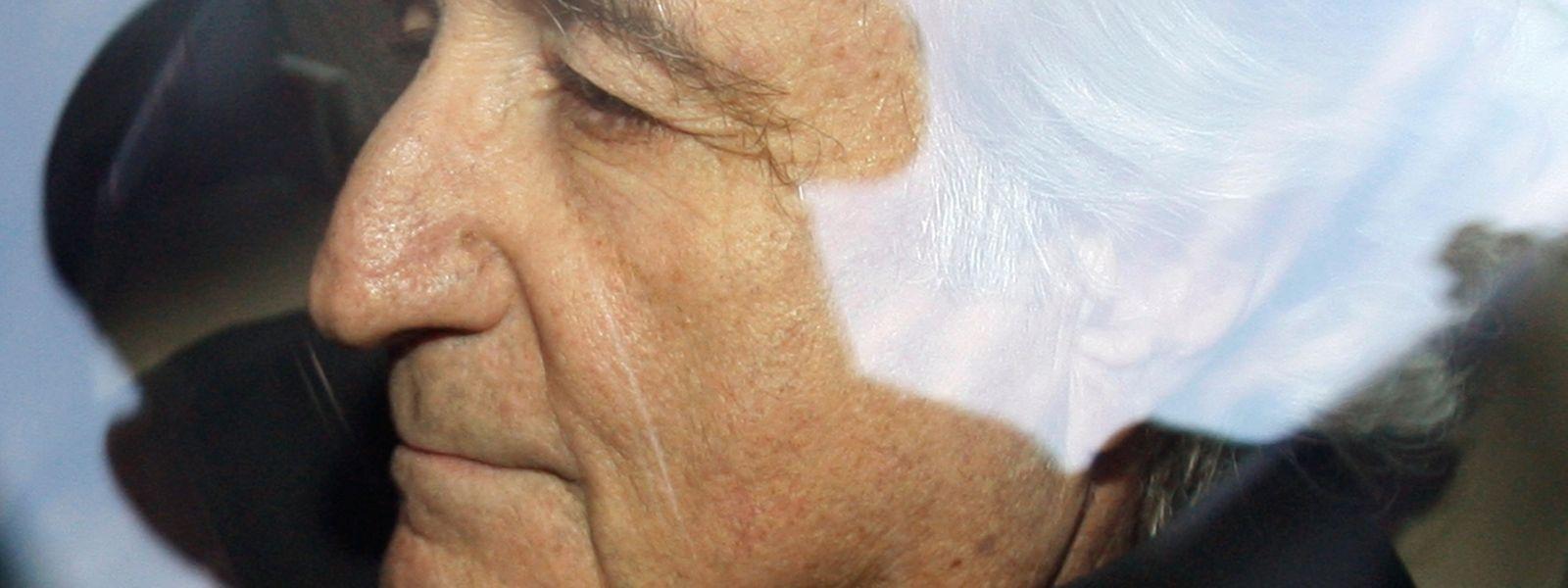 Bernie Madoff em 2009.
