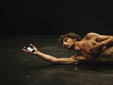 """Opening with the request """"Please, switch ON your cell phones!"""", viewers are encouraged to get involved via their phones"""