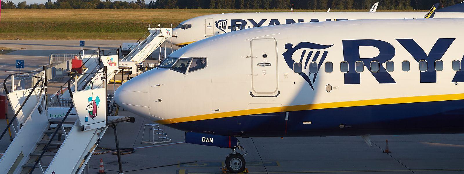 Ryanair a participé au développement croissant du trafic de passagers à l'aéroport de Charleroi.
