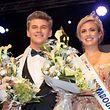 Miss et Mister Luxembourg 2018 - Kelly Nilles et Christophe Meisch - Casino 2000 - Chapito - Mondorf-les-Bains - 26.11.2017 © claude piscitelli