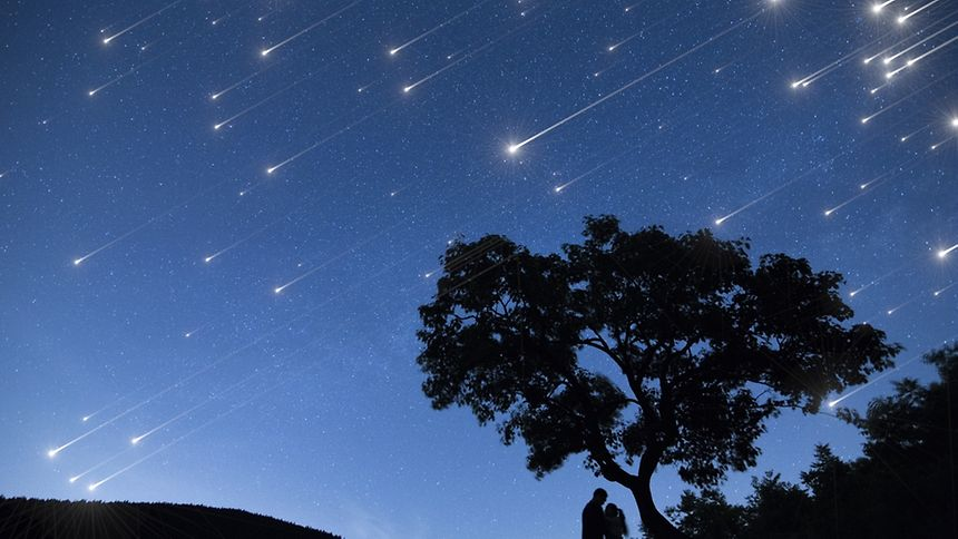 Good news, and bad, about this week's meteor shower