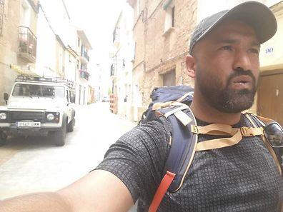 Vic Parashar will be one of 20 people from Luxembourg to hike 80km in Nepal